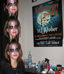 Culture Club Hanau Halloween